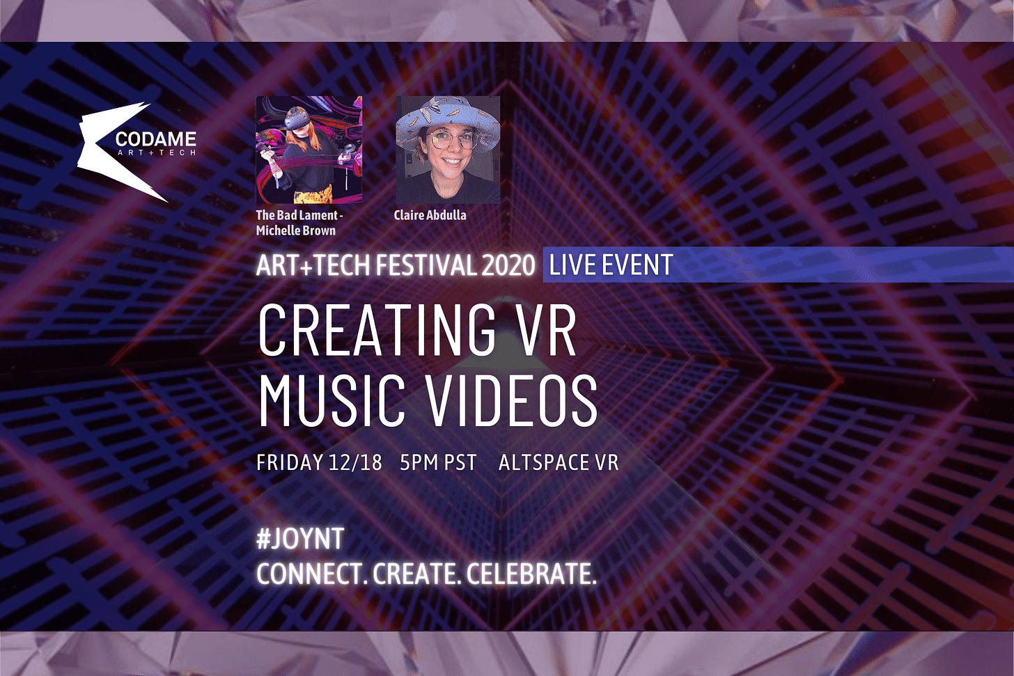 Creating VR Music Videos