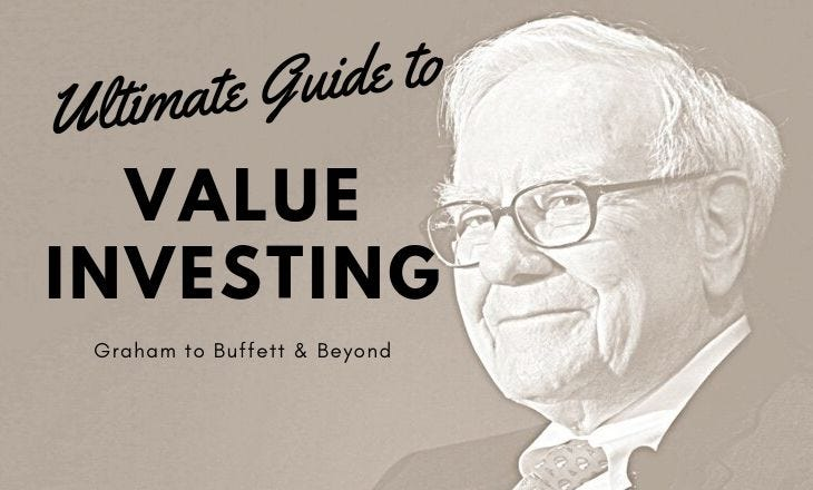 Ultimate Guide to Value Investing: Strategy Explained +pdf