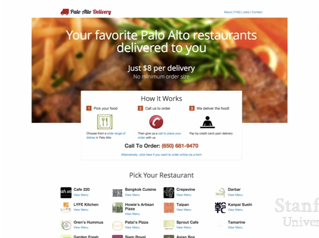 When DoorDash was young: the early years