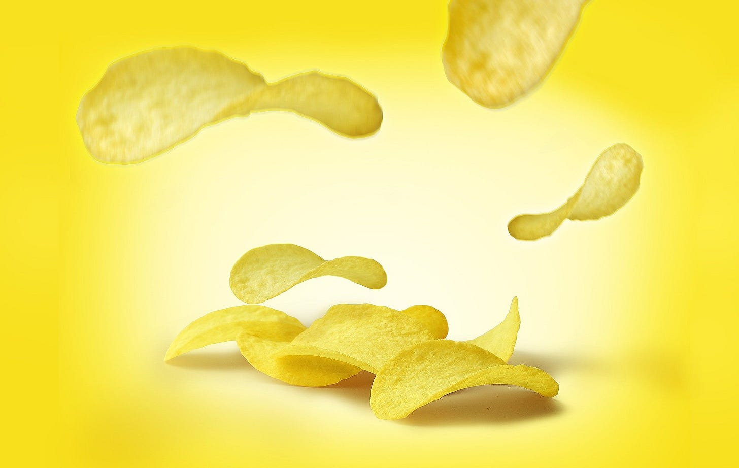 Chips or crisps. Tasty snacks might not be what they seem!