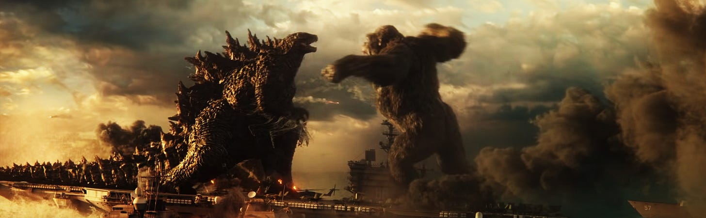 The Trailer For 'Godzilla Vs. Kong' Is The Best Movie Of 2021