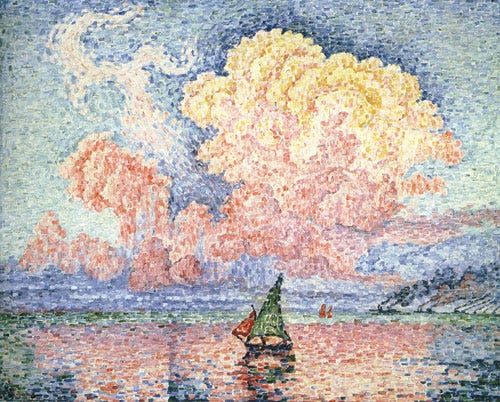 File:Paul Signac - The Pink Cloud, Antibes.jpg