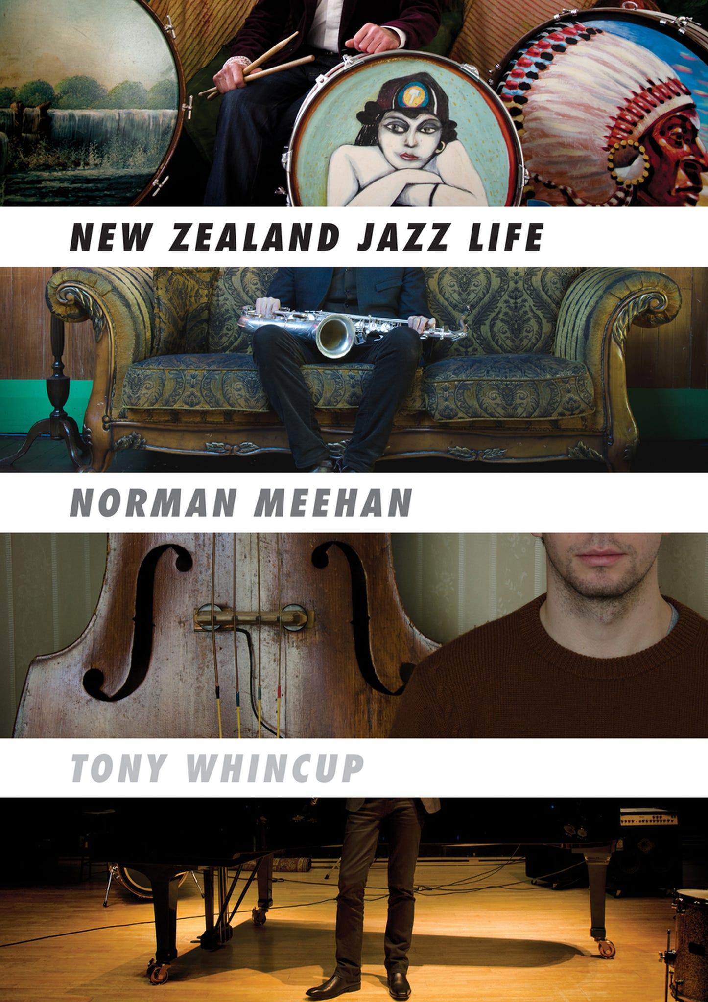 New Zealand Jazz Life - Victoria University Press