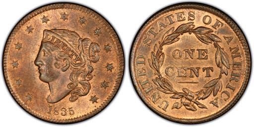 The Coin Flip That Shaped Northwest History | Bellevue Rare Coins