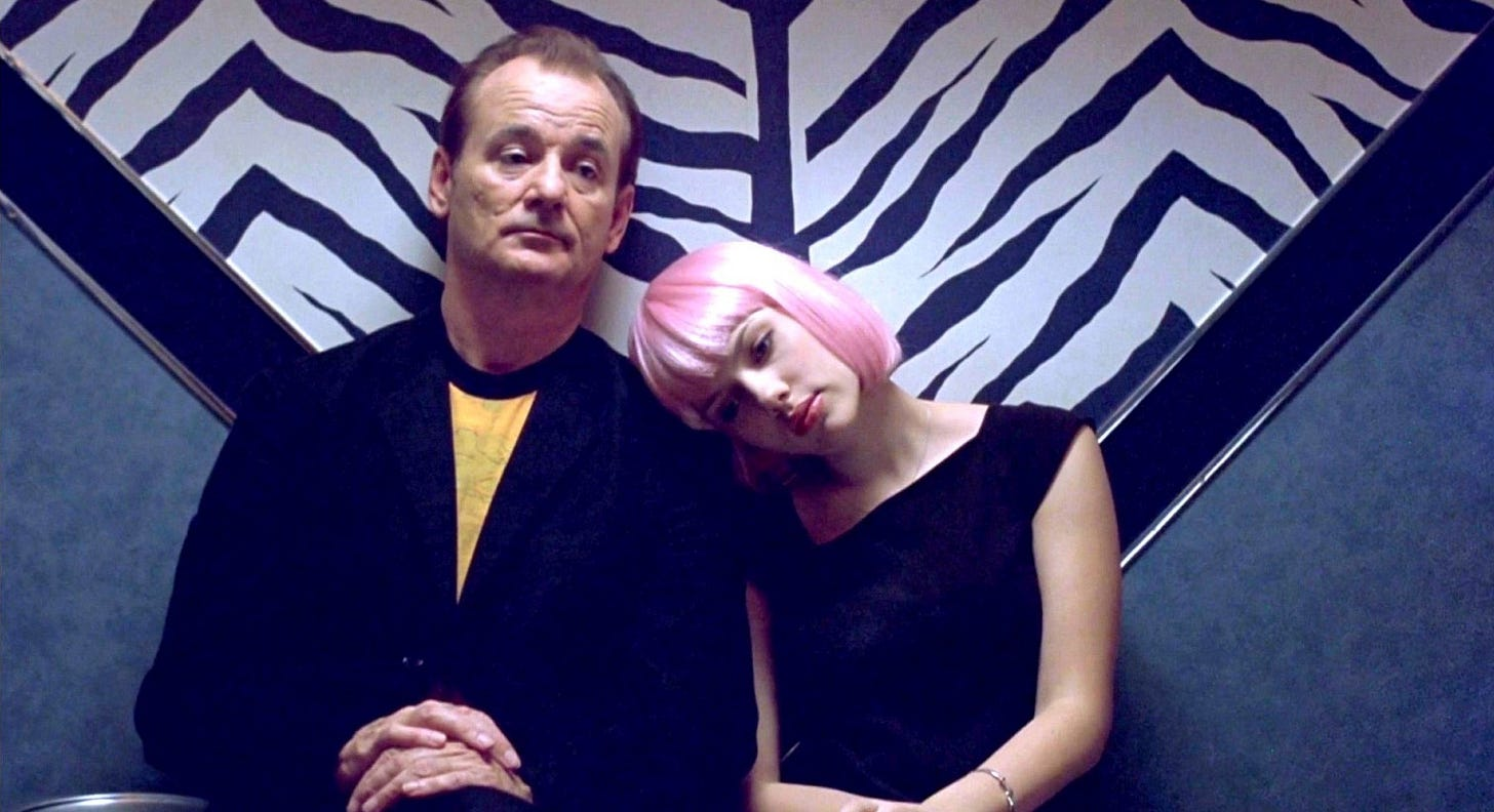 15 years later, Lost in Translation still translates as a story about time
