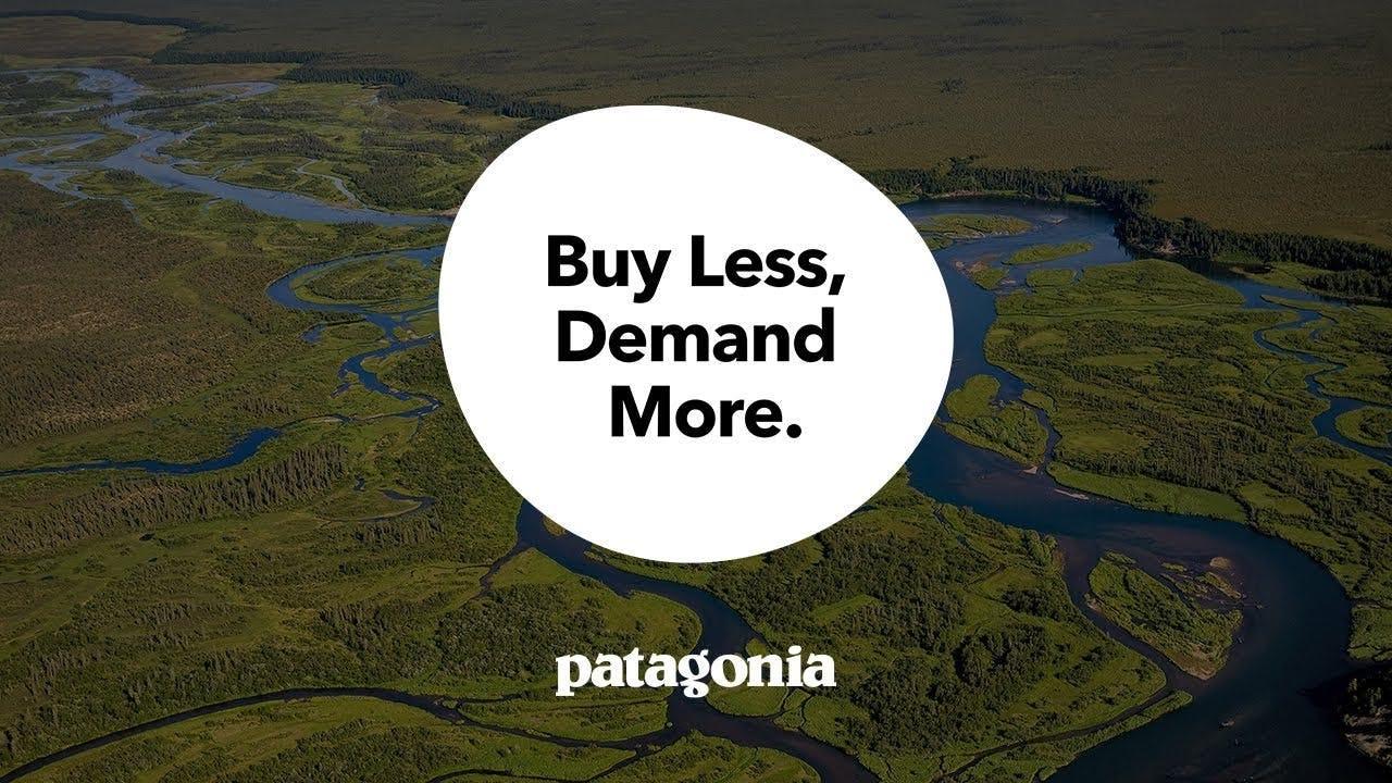 Buy Less, Demand More
