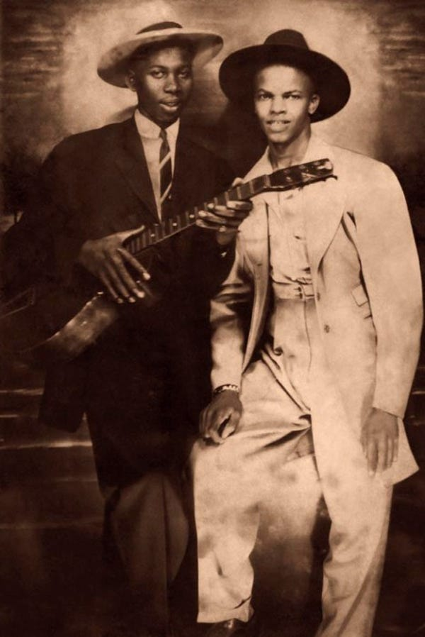 """That """"third Robert Johnson photo"""". 