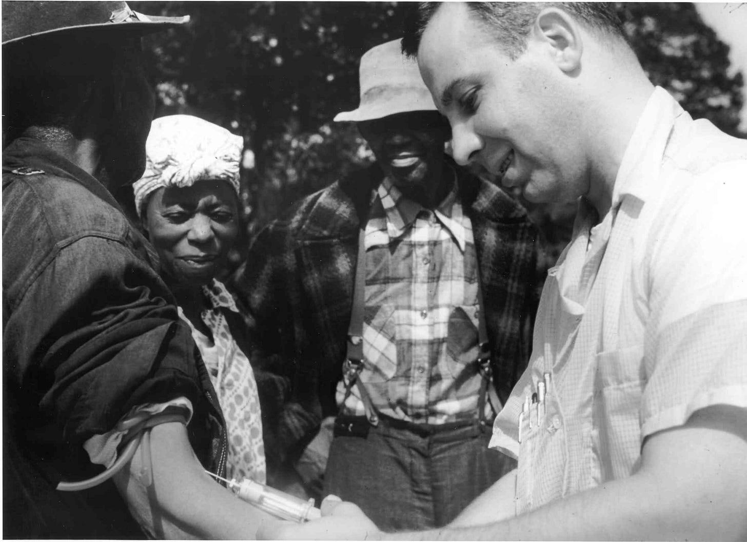 Tuskegee syphilis experiment - Wikipedia