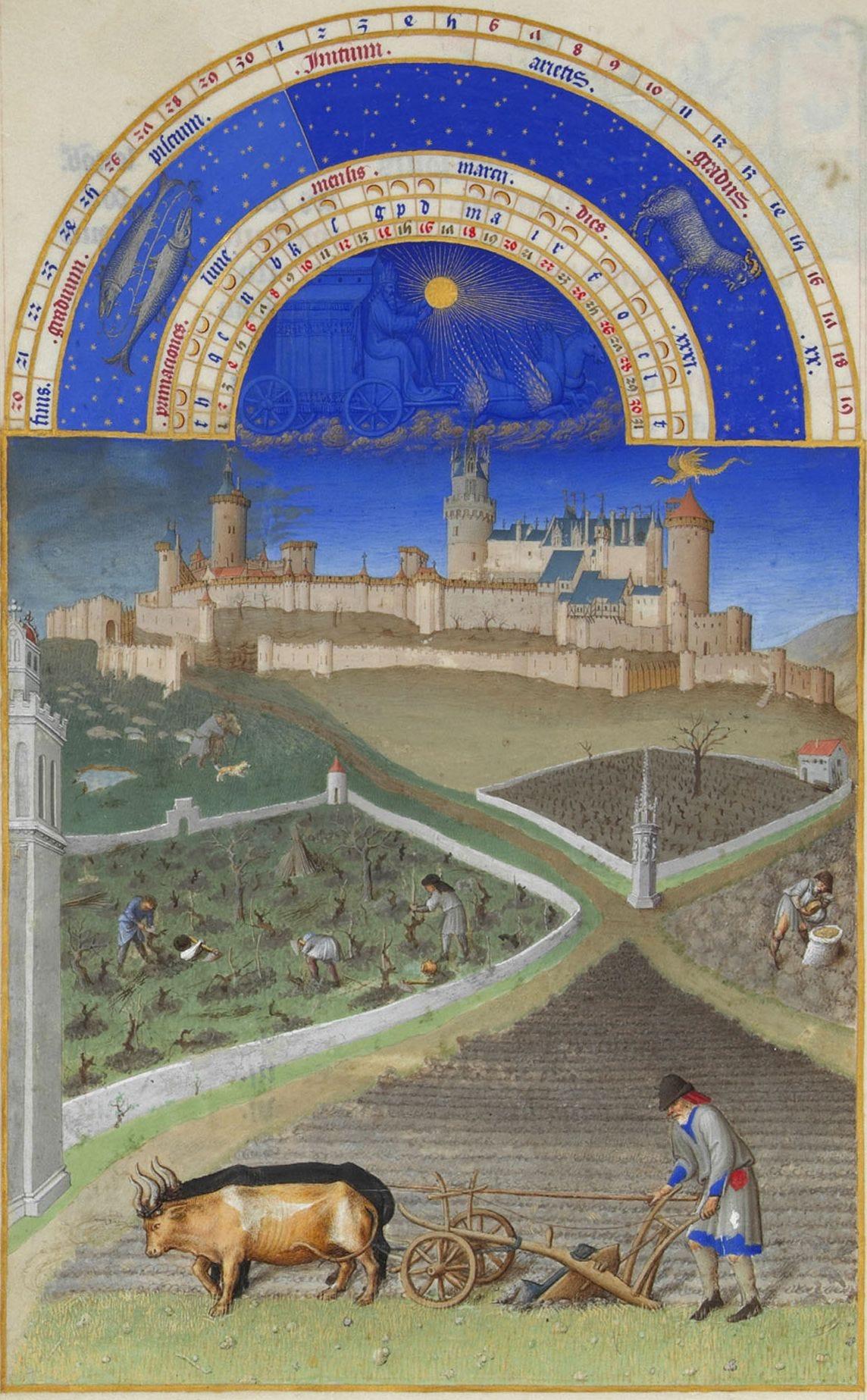 ベリー公ジャンの生涯と「ベリー公のいとも豪華なる時祷書」 | Call of History ー歴史の呼び声ー