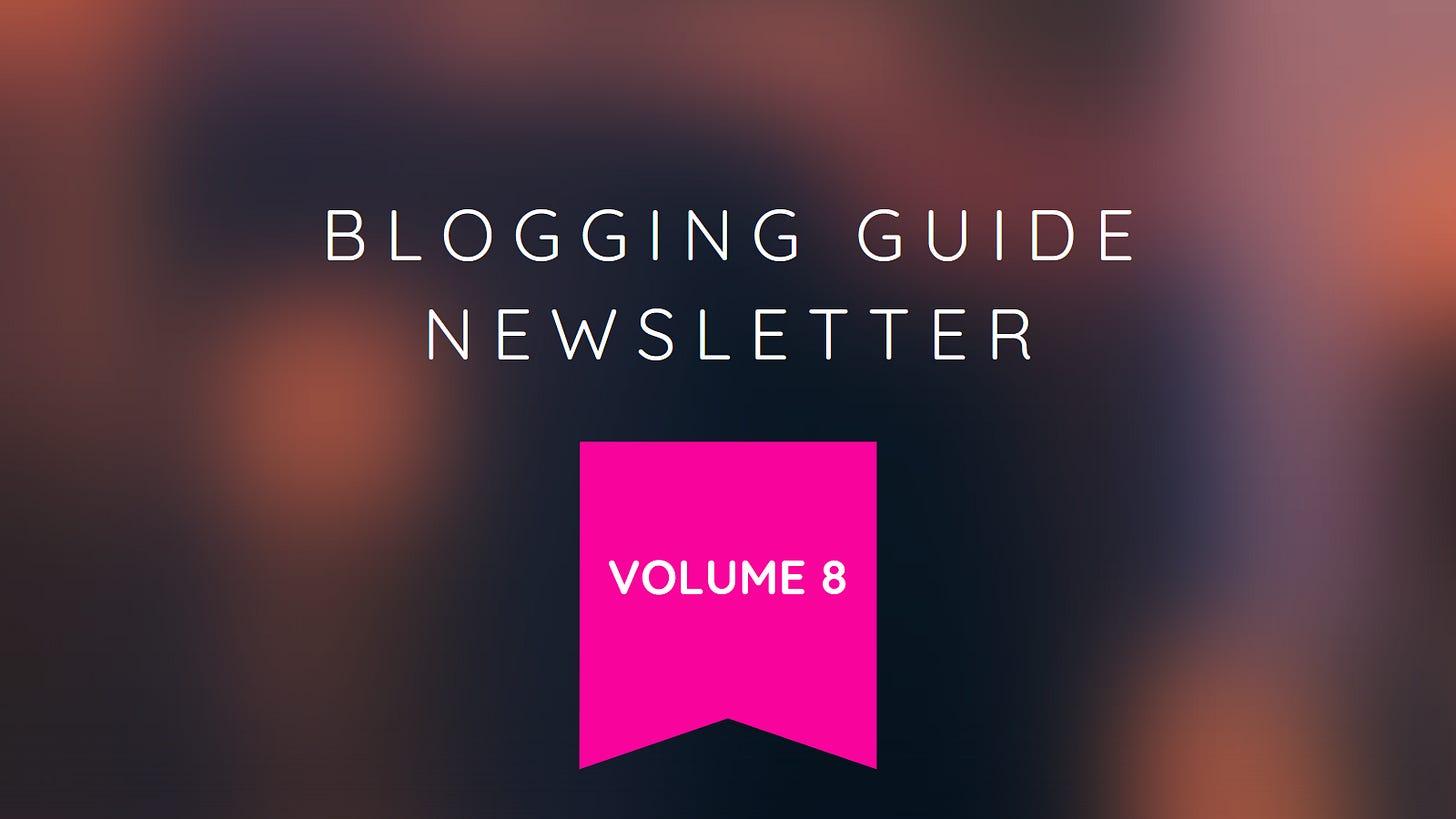 medium blogging guide, medium blogging guide newsletter, medium newsletter, medium writer newsletter, blogging on medium tips