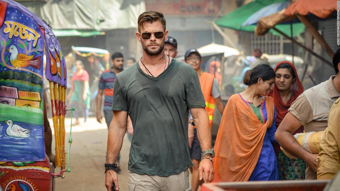 Extraction' review: Chris Hemsworth kills a lot more than time in ...