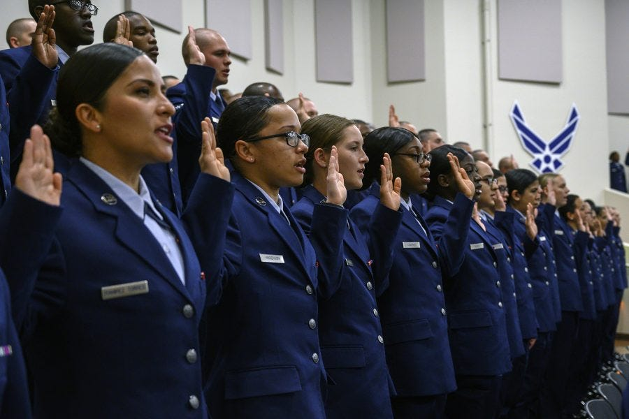 Coronavirus Having Little Impact on USAF Training - Air Force Magazine