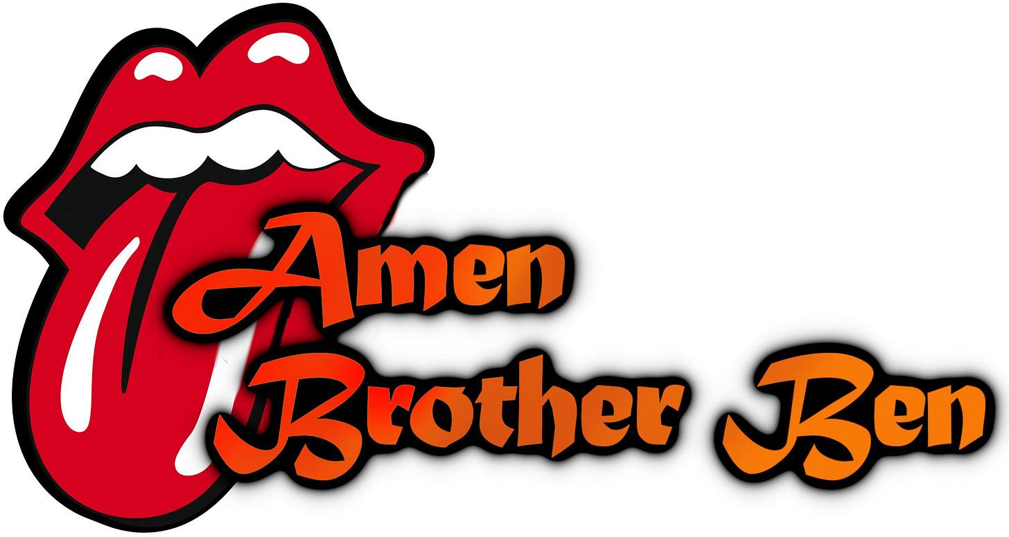 amen brother ben