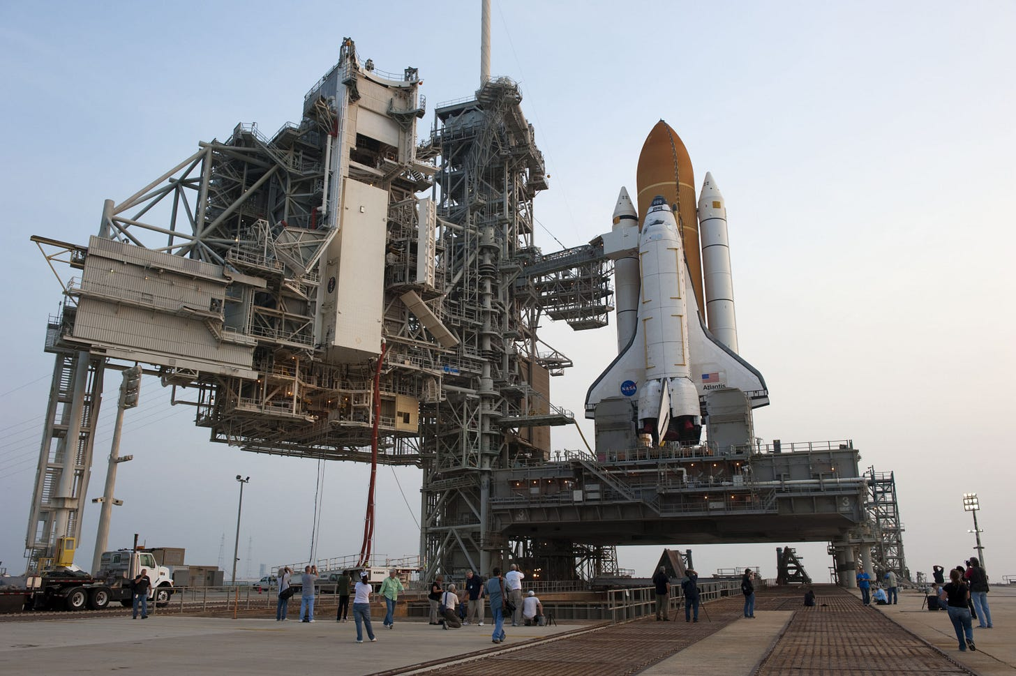 Payload Changeout Room Supports Last Shuttle Cargo | NASA