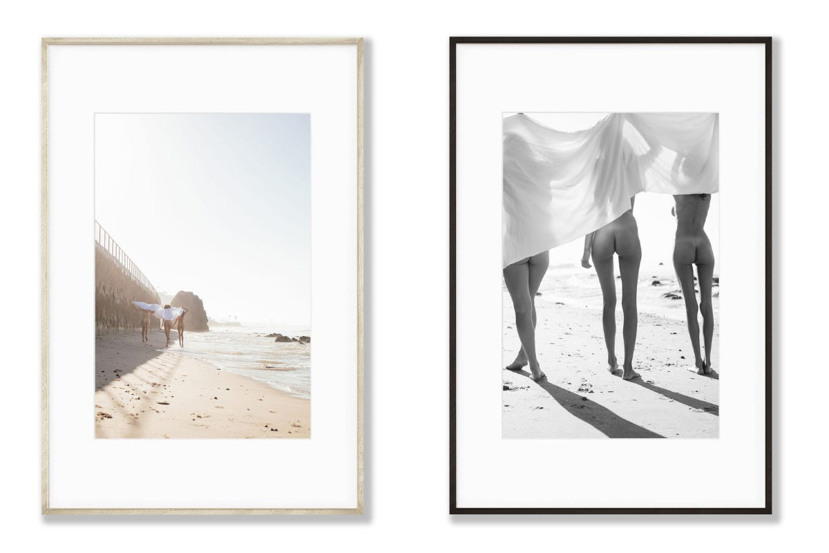 Series #1 by Photographer Photographer Bettina Bogar