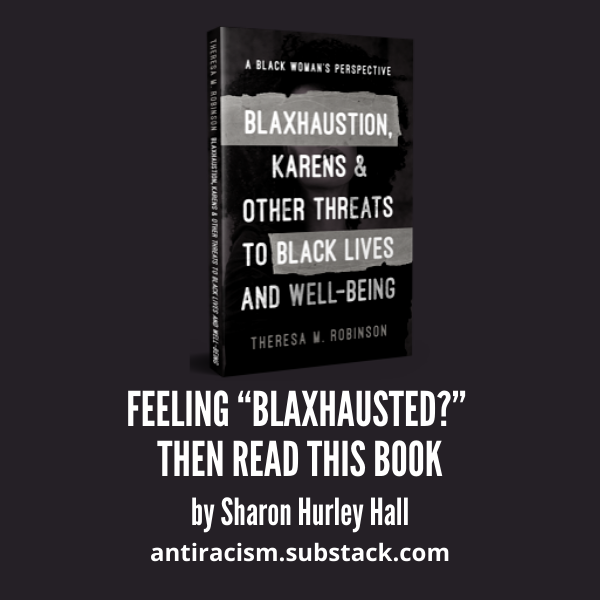 """Feeling """"Blaxhausted?"""" Then Read This Book cover image"""