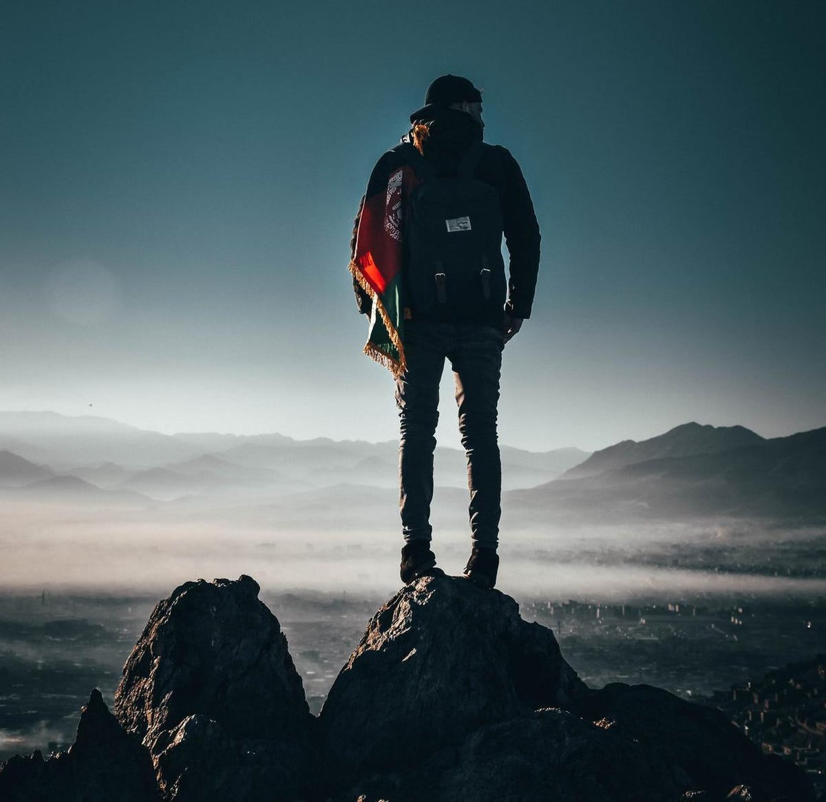 How An Explorer's Mindset Can Help You Conquer Workplace Mountains