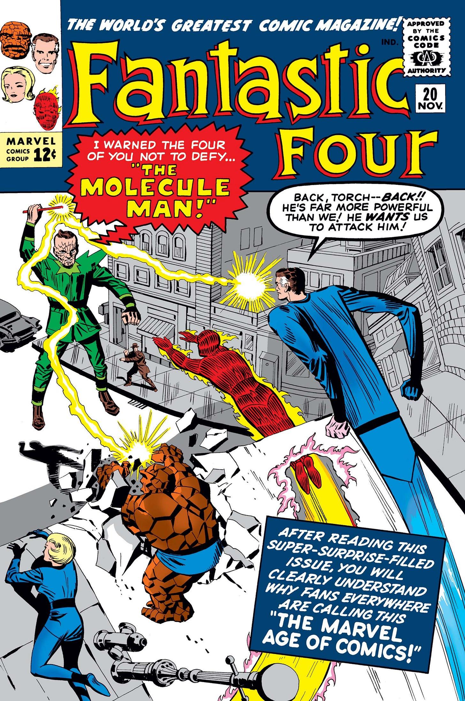 Fantastic Four (1961) #20   Comic Issues   Marvel