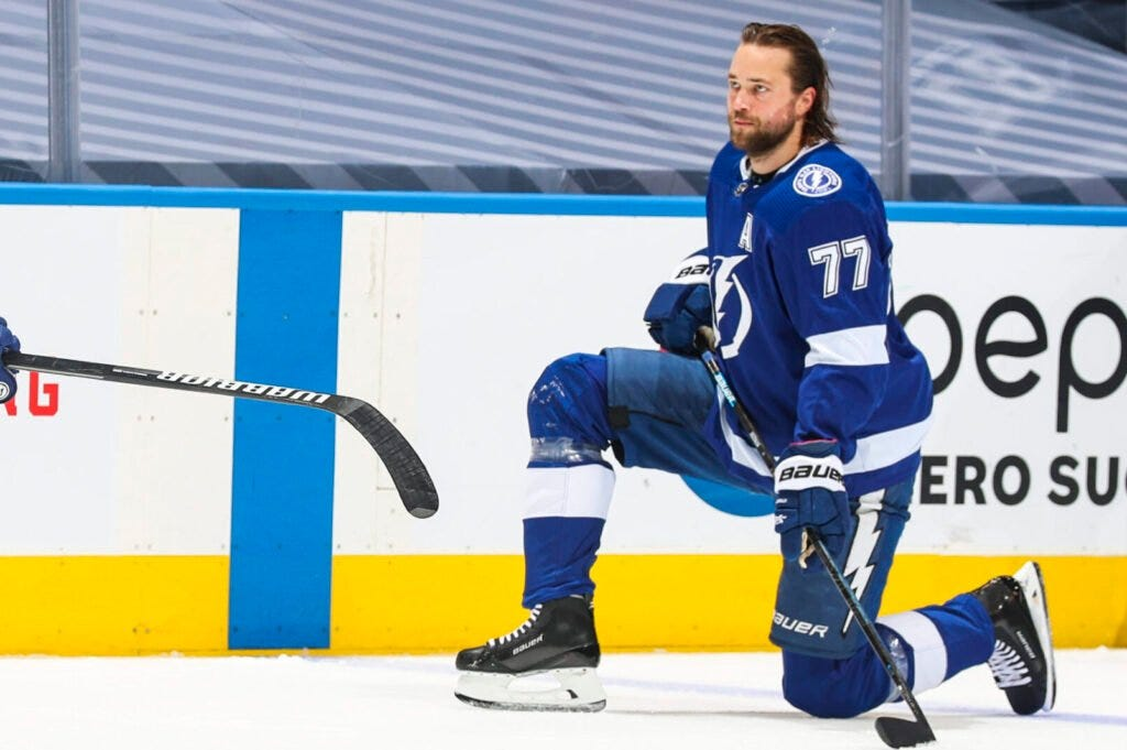 Why 'cornerstone' defenseman Victor Hedman is one player Lightning can't  lose – The Athletic