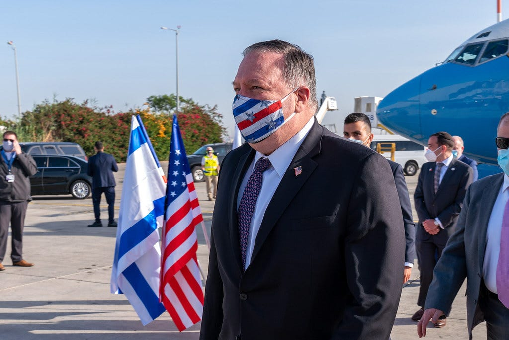 Secretary Pompeo Arrives in Israel | U.S. Secretary of State… | Flickr
