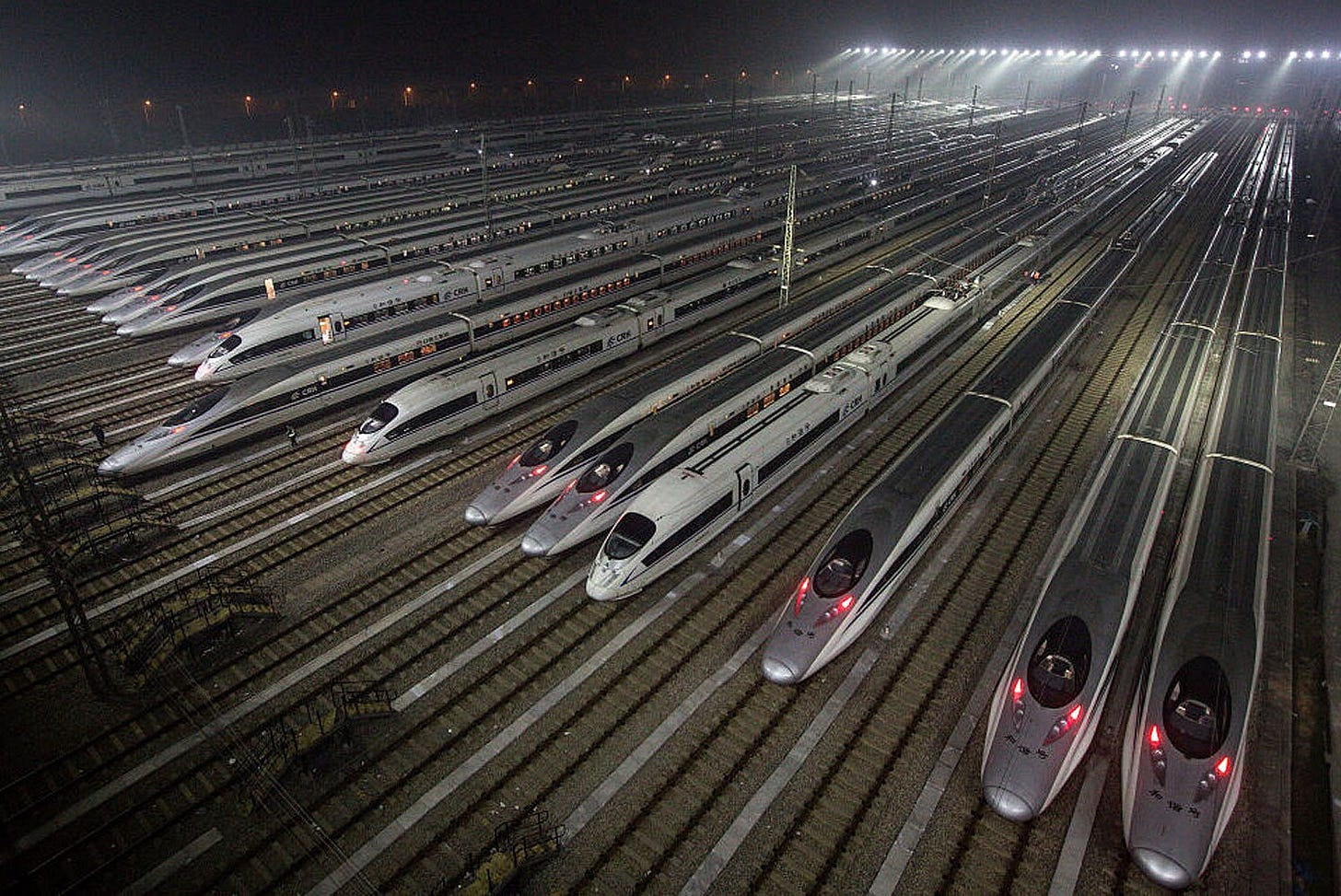 China Has a New High-speed Bullet Train — and There's ...