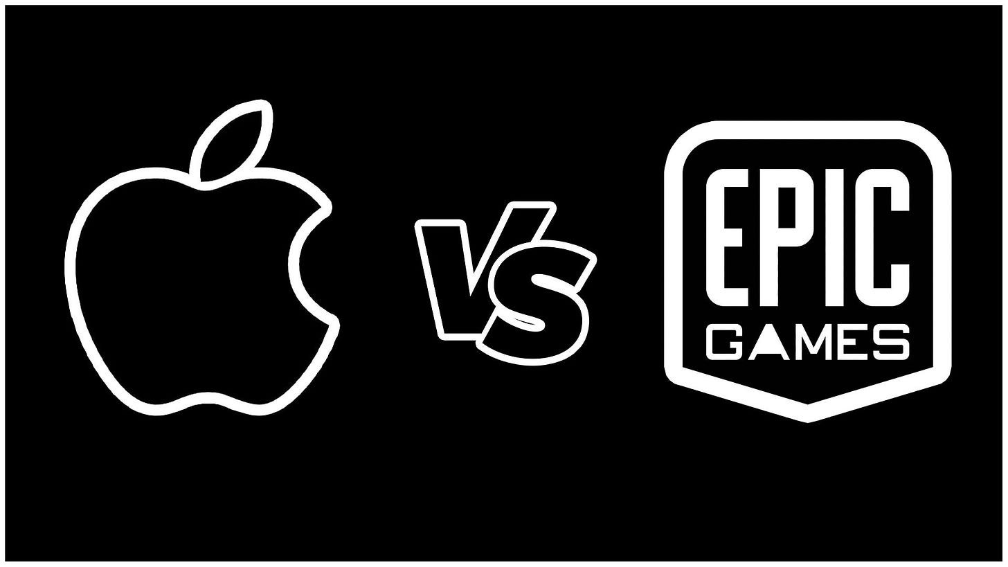 ApplevEpicGames-Apple-Epic-Rick-Huckstep-WiserNewsletter