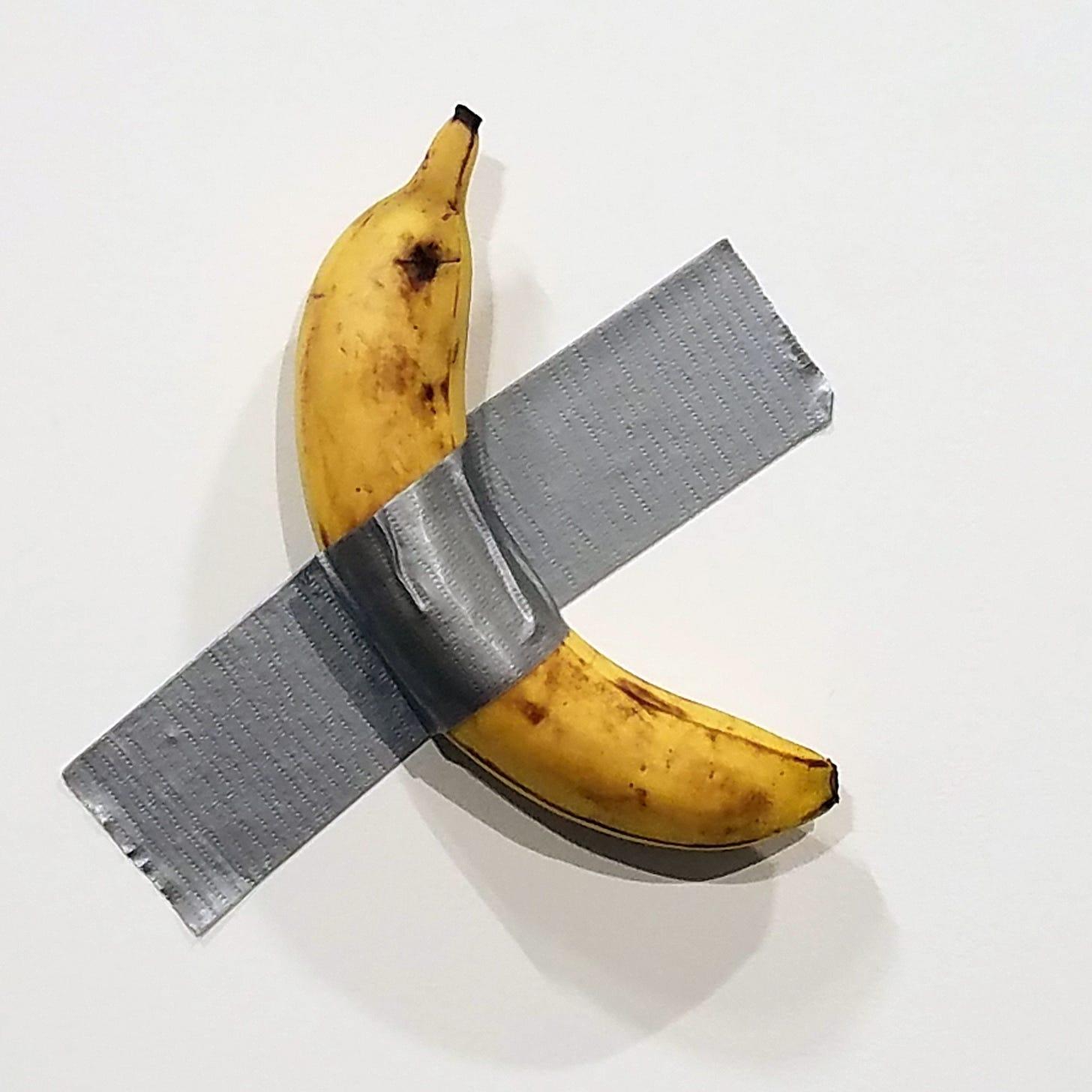 The Art Basel Banana, Explained | Vogue