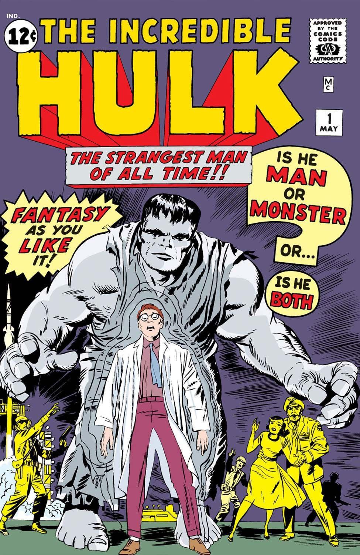 Incredible Hulk (1962) #1   Comic Issues   Marvel