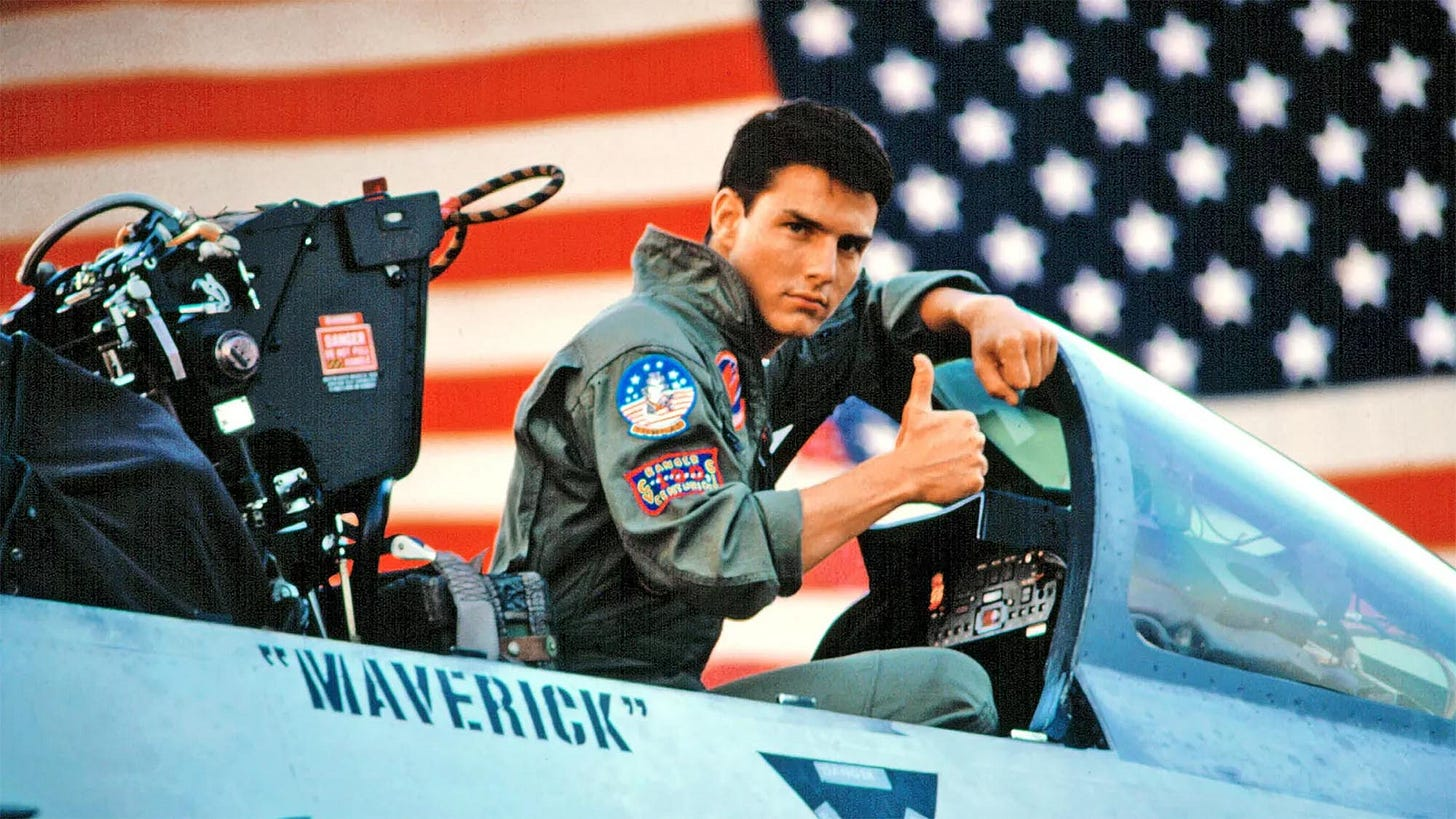 Need for speed: A fly ranking of the top ten 'Top Gun' moments ...