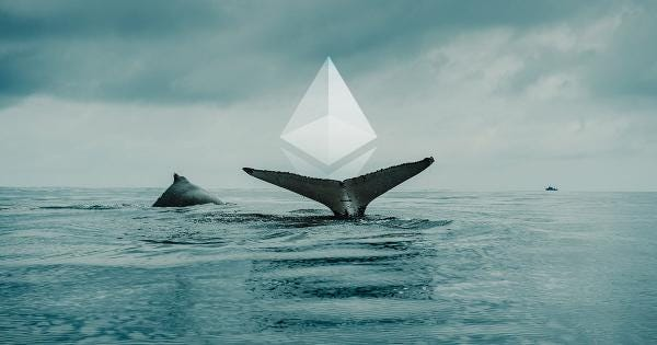 Ethereum deposits exceeds previous record high; are whales cashing out? |  CryptoSlate