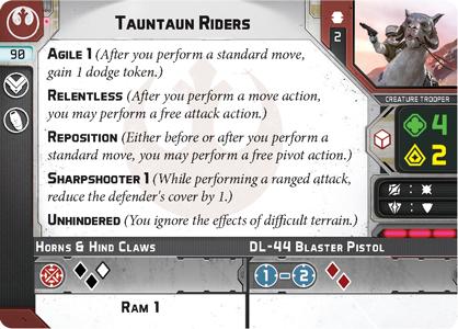 Tauntaun Riders