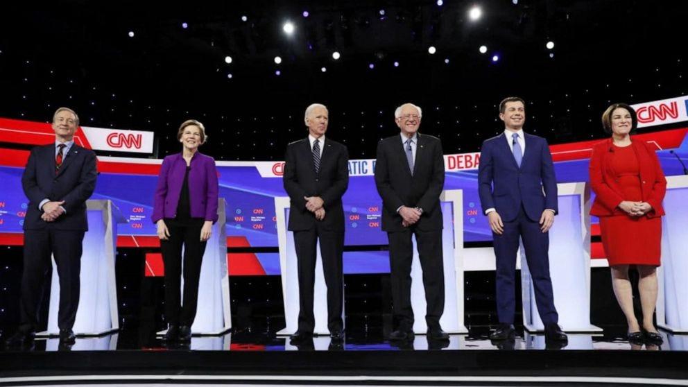 Image result for last Democratic debate