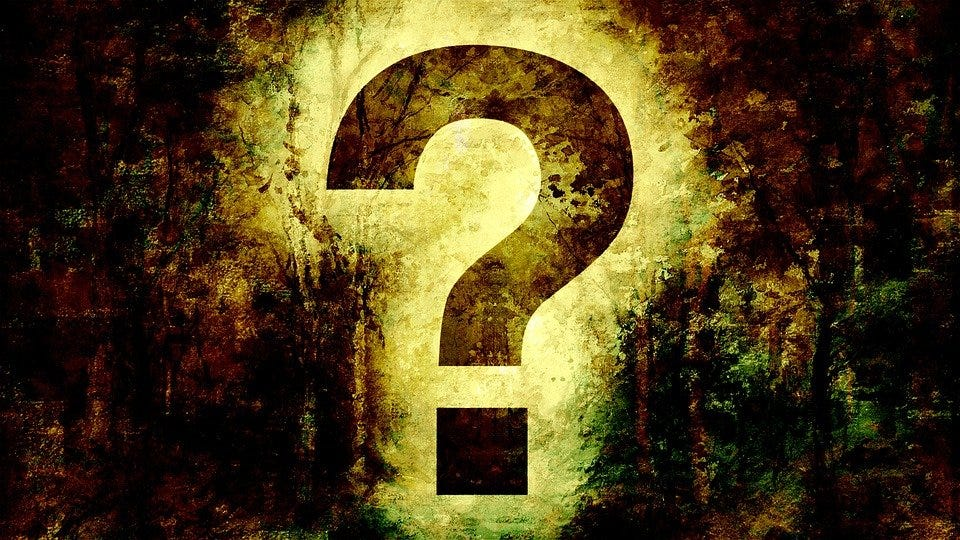 Question Mark Why - Free image on Pixabay