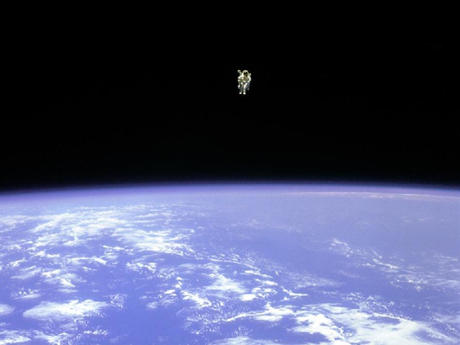 NASA - Free Floating (1984)