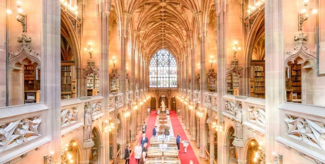 John Rylands Library: una meravigliosa biblioteca nel cuore di ...