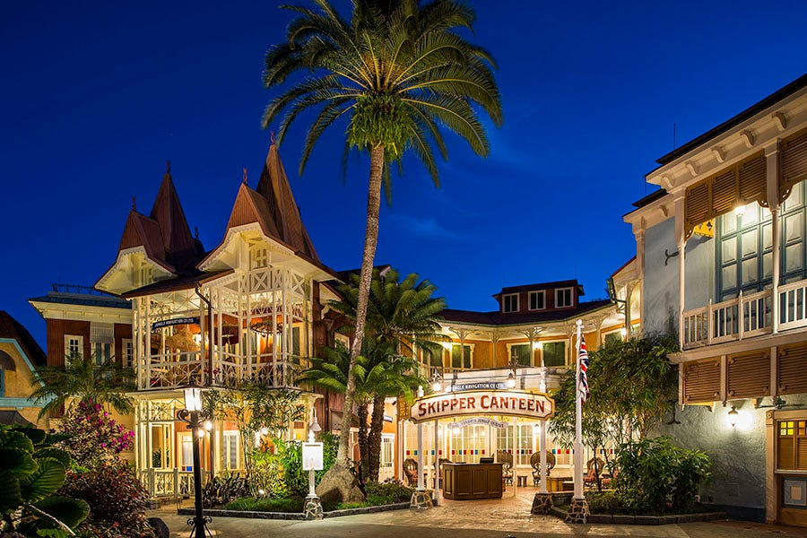 Same-Day Dining Reservations Coming to Jungle Skipper Canteen | Disney  Parks Blog