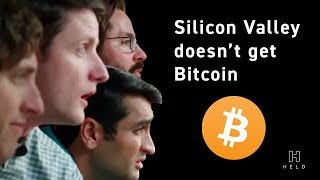 Image result for silicon valley doesn't get bitcoin