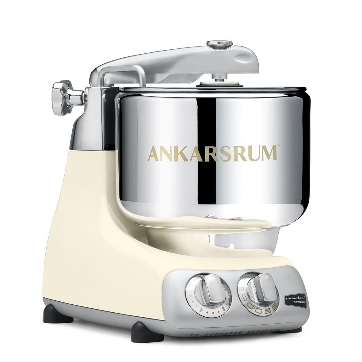 Cuisine du Bien-être - Robot Ankarsrum 6230 crème clair