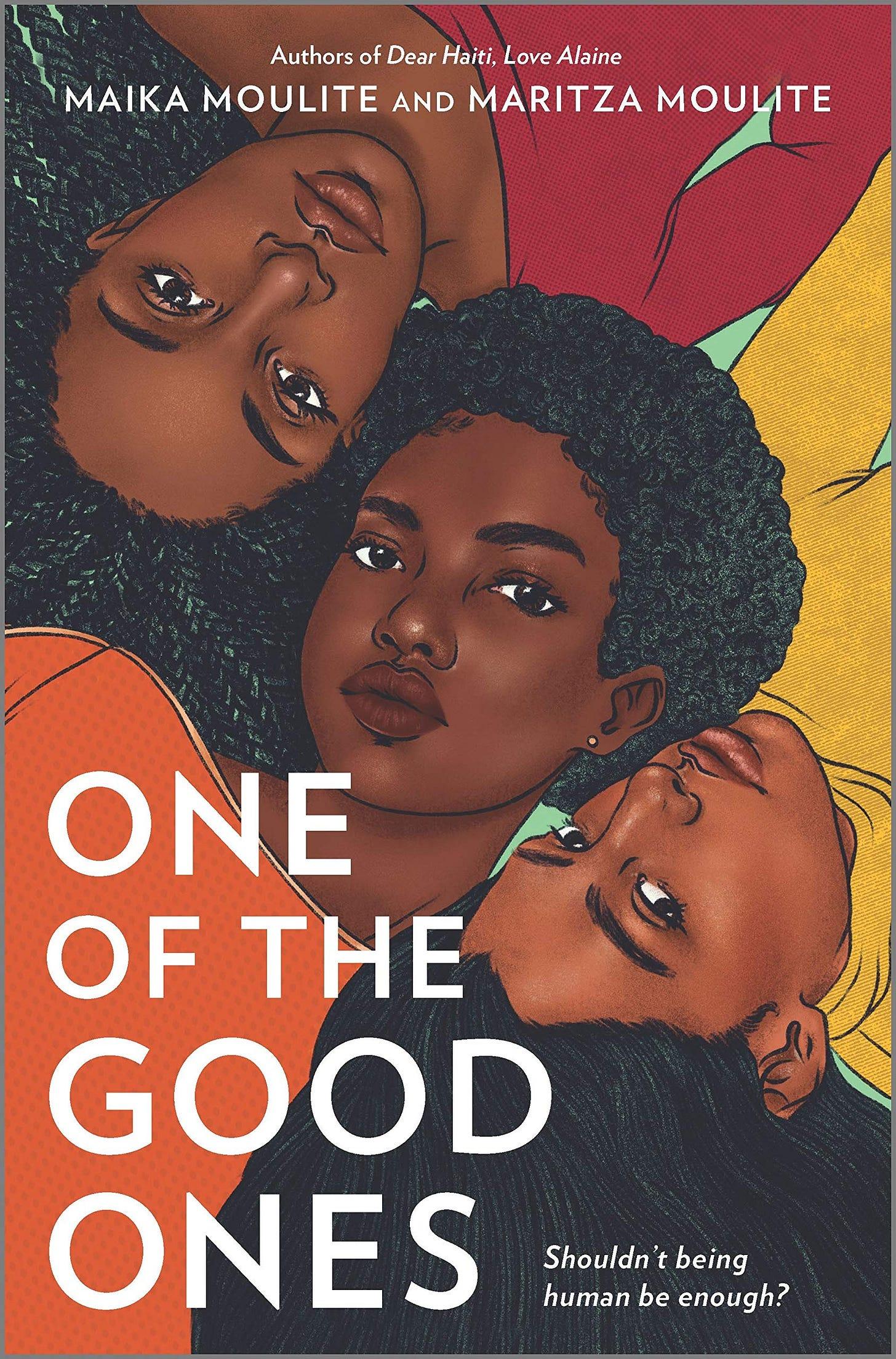 Amazon.com: One of the Good Ones (9781335145802): Moulite, Maika, Moulite,  Maritza: Books