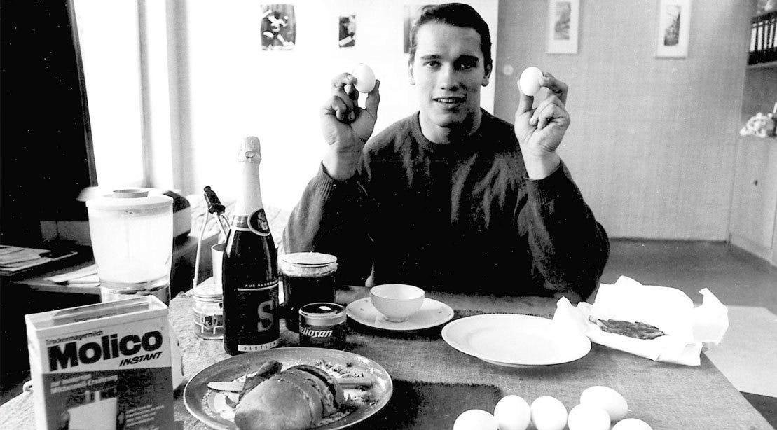 Old-School Eats: Eat Like Arnold Schwarzenegger | Muscle & Fitness