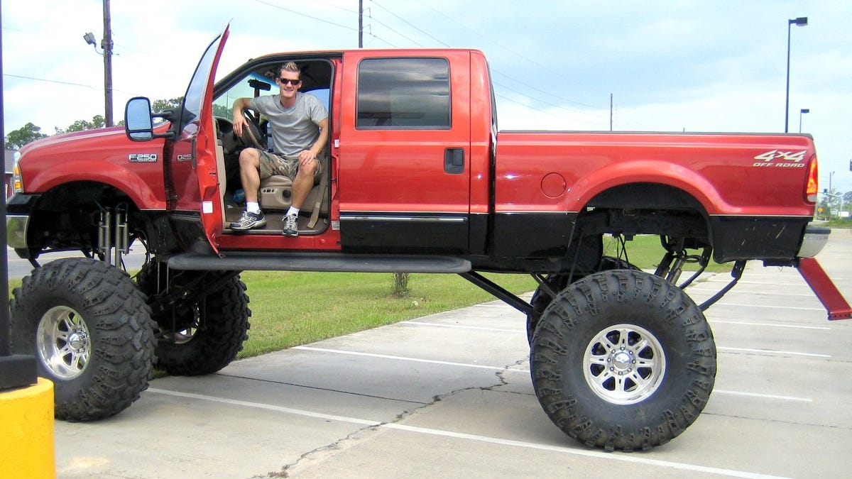 Study Finds Men With Large Trucks Have Smaller Penises & Are Less Desirable  – Portage la Prairie's Fictional TV Station