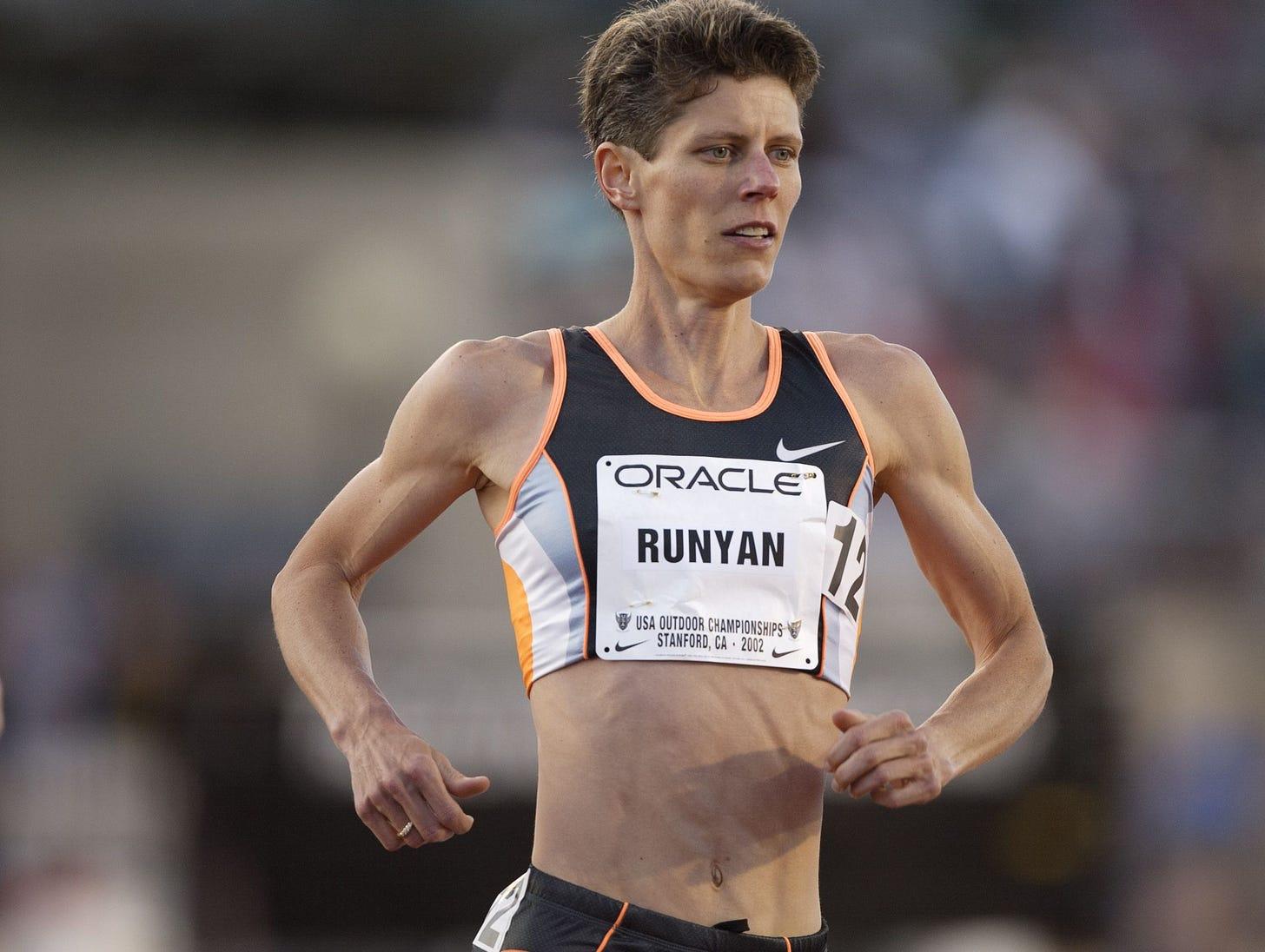 Marla Runyan | Runner's World