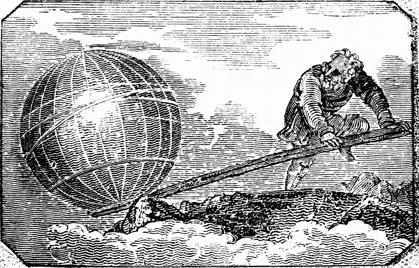 Some Leveraging Inspiration from Old Archimedes - Inequality.org