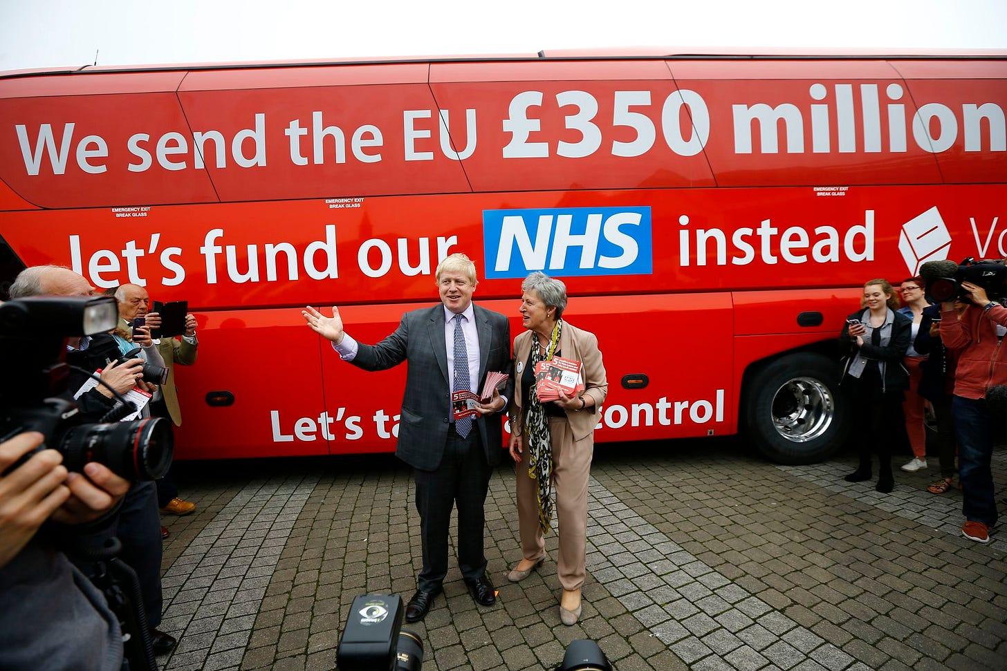 Image result for bus NHS