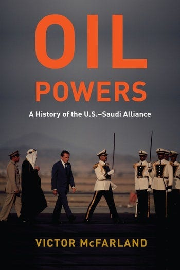 Picture of Victor McFarland's Oil Powers