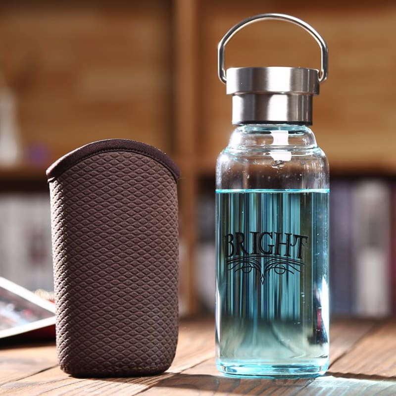 1286448588 glass water bottles portable drink bottle with anti hot bag travel coffee mugs 350ml 450ml 550ml home garden kitchen dining bar lanu s newsletter substack
