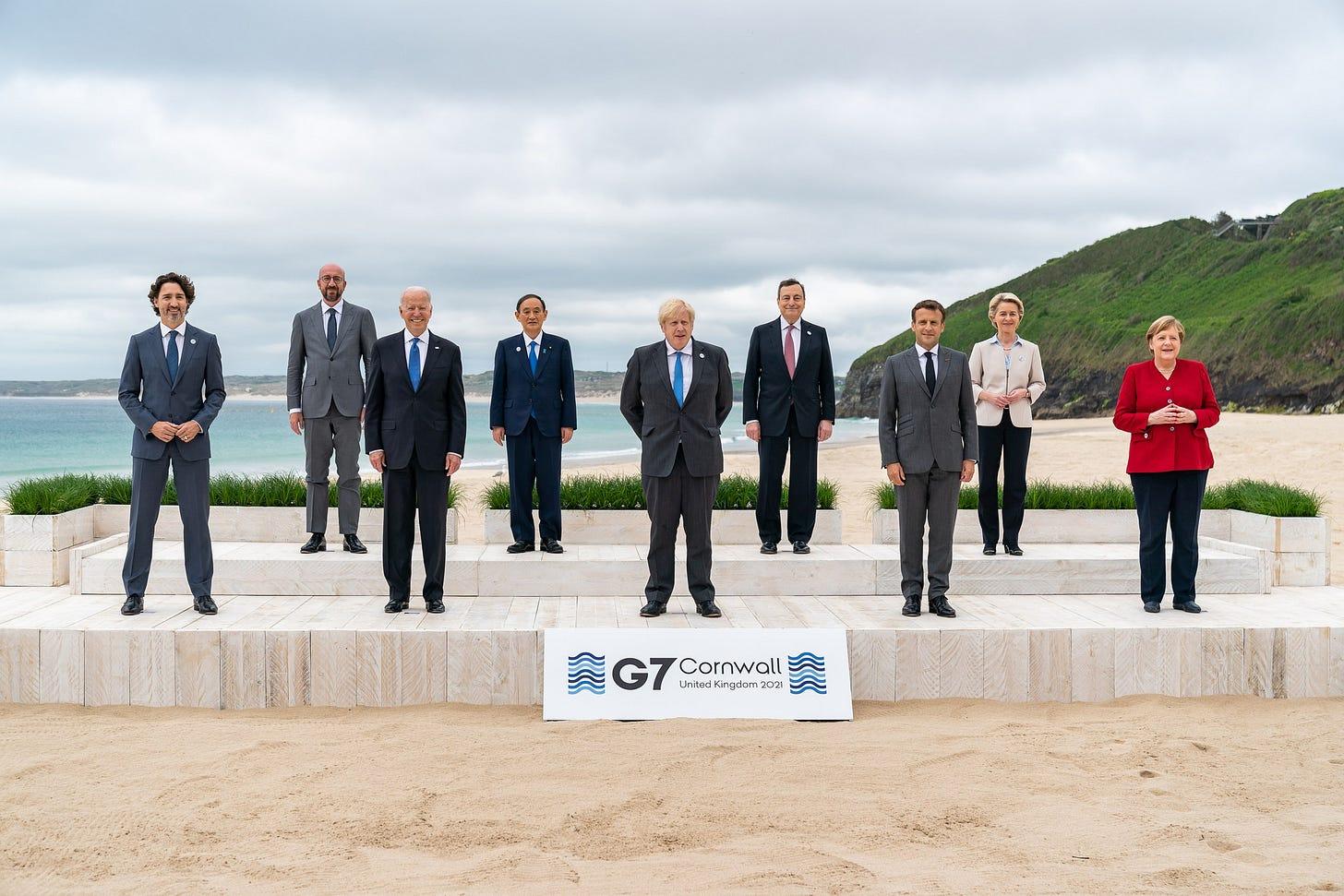 G7 Members
