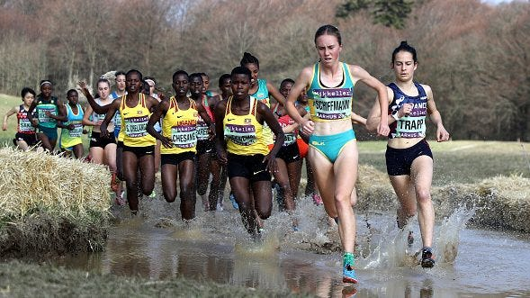 World Athletics wants cross-country running in 2024 Paris Olympics