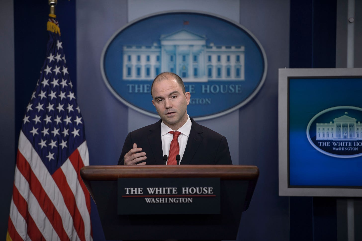 Ben Rhodes lied about Snowden wanting to stay in Russia