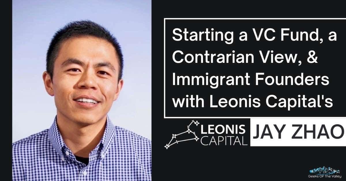 Leonis Capital Jay Zhao